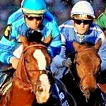 Familiar Rivals Cosmic Burst, Amy's Challenge Meet In Oaklawn's Fantasy