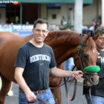 Peruvian G1 Winner Huracan Americo Continues Preparations For Fountain Of Youth Start