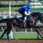 Santa Anita: Midnight Storm, Mor Spirit Work Toward Possible Starts In Big 'Cap