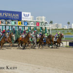 Gulfstream's Rainbow 6 Builds To $170,000 For Wednesday Card