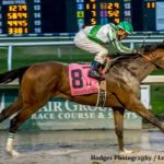 Lecomte Winner Guest Suite Takes On Mo Town In Risen Star
