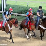 Lead Pony 101 Presented By Nupafeed: Practicing At Churchill Downs