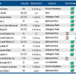 Weekend Lineup: Stars, Stripes & Saturday At Belmont