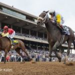 Forever Unbridled Powers To Breeders' Cup Distaff Win