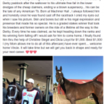 Cosequin Presents Aftercare Spotlight: What Happened To Him Could Happen To Any Horse