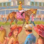 Kentucky Artist's Oil Paintings Chosen As Official Art For Derby, Oaks