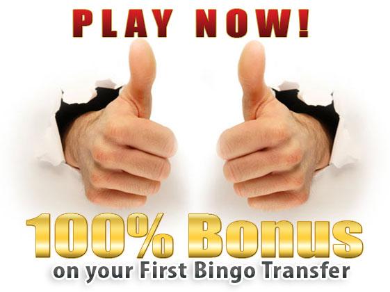 Real Online Bingo Bonus