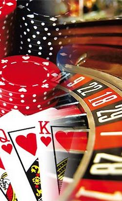 5Dimes Casino Table games
