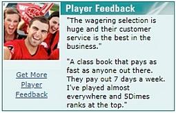 Player Testimonials