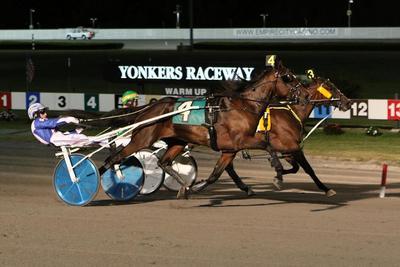 Yonkers Raceway is an historic New York landmark.
