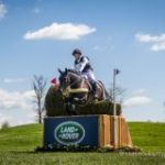 Donner Representing OTTBs In Fourth At Land Rover Kentucky 3-Day Event