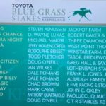 Champion Good Magic Draws Post 11 For Blue Grass Stakes