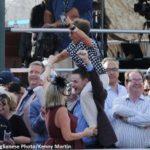 'Scalded' Pitino Will Watch His Kentucky Oaks Runner Coach Rocks From Gulfstream Park