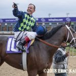 Jack Van Berg Back In The Winner's Circle: Horse Named After Trainer Breaks His Maiden At Churchill