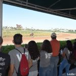 Gulfstream Park Hosts High School Students From Local Vet Assisting Program