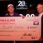 First-Year Qualifier Coles Takes Down $800,000 Prize As National Horseplayers Championship Winner