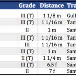 Weekend Lineup: Sam Davis, San Vicente Top 3-Year-Old Action