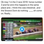 'Oh Come On, Really': Saez' Deleted Tweet Takes Issue With Stewards' Decision