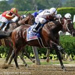 Mitole Stretches His Speed To Hold Off Favored McKinzie In Thrilling Met Mile