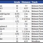 Weekend Lineup: Bring On The Belmont