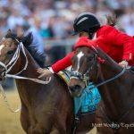 Preakness Heroine, Semi-Retired Jockey Kreidel Returns To The Irons At Laurel