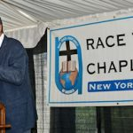 Finleys Honored By NY Race Track Chaplaincy; Dubb Provides Update On Chaplaincy Center