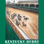 Churchill Downs Unveils Art For 2020 Kentucky Derby, Oaks