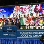 Hong Kong's Karis Teetan Defeats Ryan Moore In International Jockeys' Championship