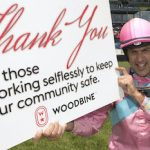 Delayed Woodbine Meet Opens With No Spectators, Strict Safety Protocols