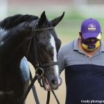 Uncle Mo Filly Girl Daddy Earns Breeders' Cup Juvenile Fillies Berth With Pocahontas Score