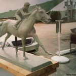 The Sculptor In The Tack Room: Horses Kept Calling Maksimovic Back To The Racetrack