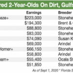 Florida-Bred Leaderboard Presented By FTBOA: Breeze On By Leads Powerful Juvenile Class For Stonehedge LLC