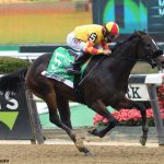 Breeders' Cup Presents Connections: Hamm's First Grade 1 Is Not 'Beginner's Luck'