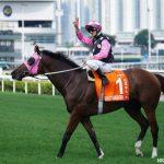 Hometown Hero Golden Sixty Runs Win Streak To 11 With Hong Kong Mile Triumph