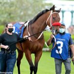 Letruska Noses Out Monomoy Girl In An Apple Blossom Thriller