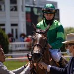 Blowout Scores Front-Running Victory In Churchill Distaff Turf Mile