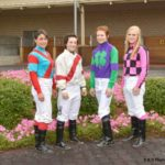 Girls Rule At Turf Paradise, Where Female Jockey Colony Is Strong