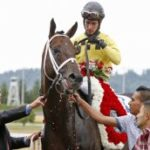 Gold Rush Dancer Dominates Longacres Mile To Complete Jockey-Trainer Double For Belvoir