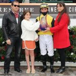 Gam's Mission Gives Trainer Cherie DeVaux First Graded Victory In Regret